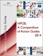 HPOE: A Compendium of Action Guides 2014