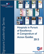 Hospitals in Pursuit of Excellence: A Compendium of Action Guides 2013