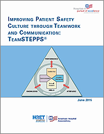 Improving Patient Safety Culture through Teamwork and