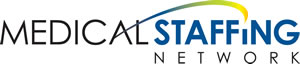 Medical Staffing Network Logo