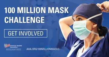 100 Million Masks Challenge Website