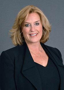 Claire Zangerle, MSN, MBA, RN, Chief Nurse Executive at Allegheny Health Network (AHN) headshot