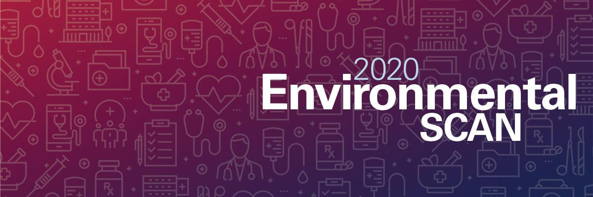 2020 Environmental Scan logo