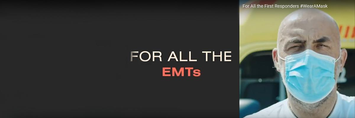For all the EMTs