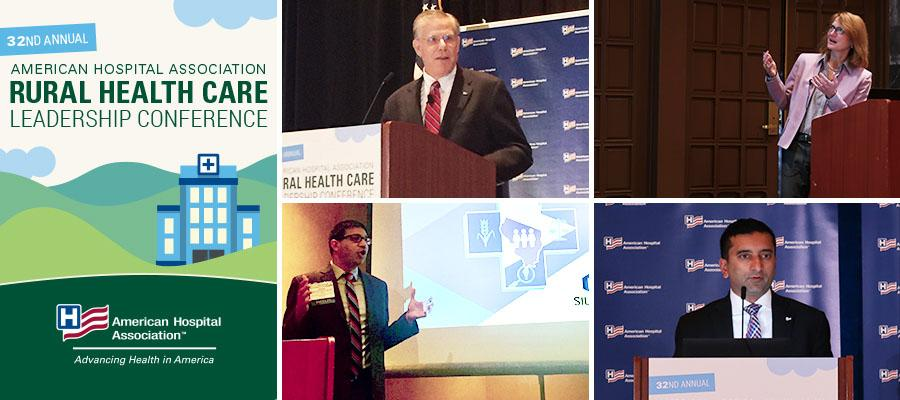 Leadership, transformation, affordability and value: Special coverage from the 2019 AHA Rural Health Care Leadership Conference