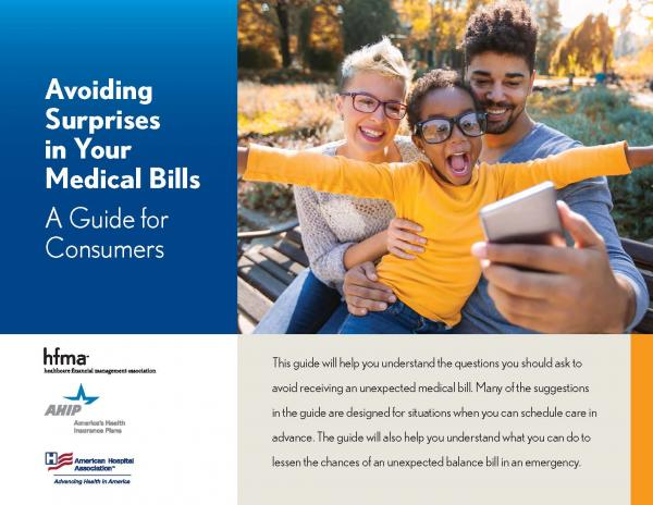 Avoiding Surprises in Your Medical Bills cover page