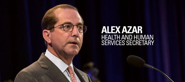 Azar previews plans for bundled payment models