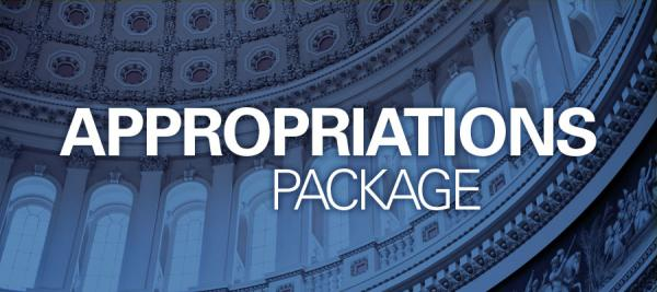 appropriations package