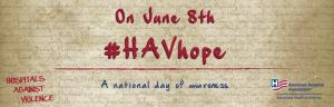 On June 8 #HAVhope