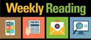 Weekly reading icons